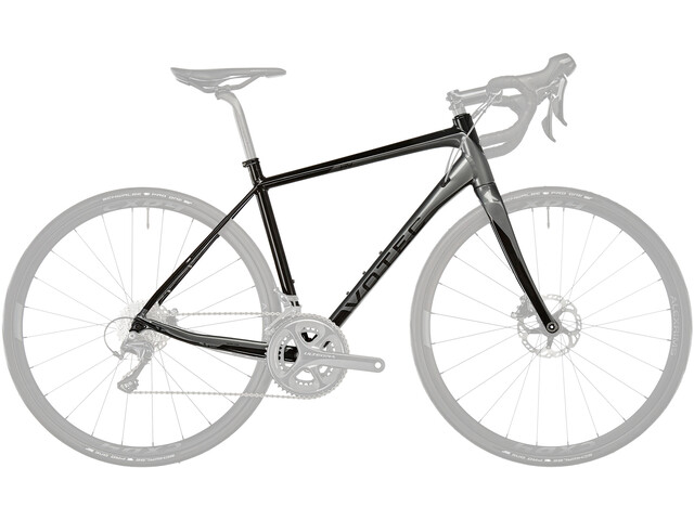 VOTEC VRD Framekit Frame Set black-grey